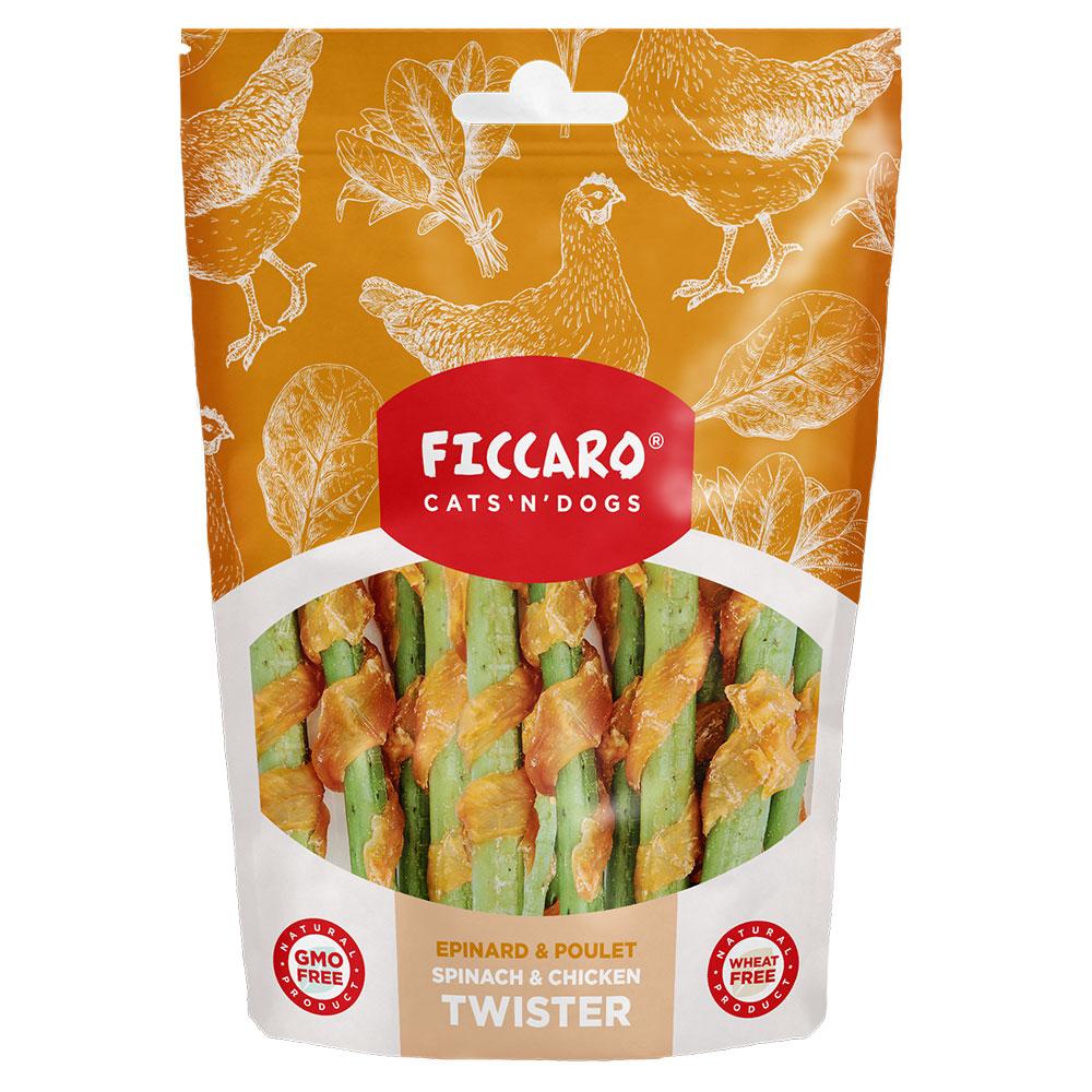 440027 – Spinach & Chicken Twister